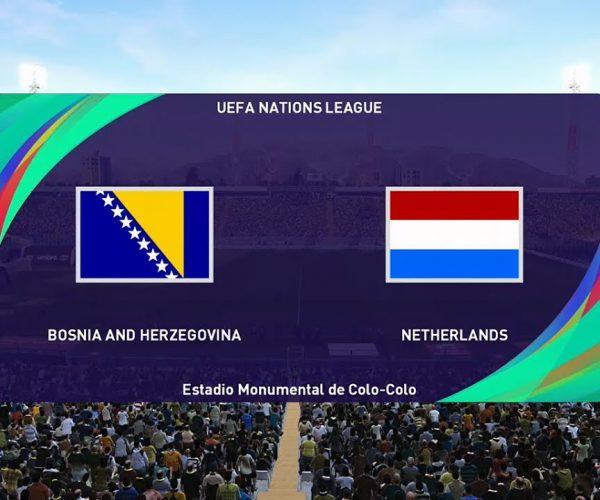 วิเคราะห์เกม ศึกยูฟ่า เนชั่นส์ ลีก 'ทีมชาติบอสเนียฯ VS ทีมชาติฮอลแลนด์' คืนนี้ 23.00 น.