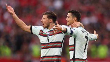 ราฟา ซิลวา ลงมาเปลี่ยนเกม, โรนัลโด้ เบิ้ลโชว์ : ตัดเกรดแข้ง โปรตุเกส ขยี้ ฮังการี ท้ายเกม – Player Ratings